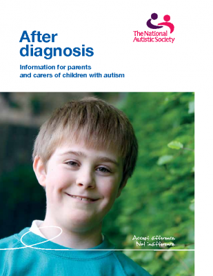 The National Autistic Society After a Diagnosis Information Leaflet