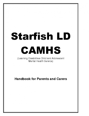 Starfish LD CAMHS Parent and Carers Handbook